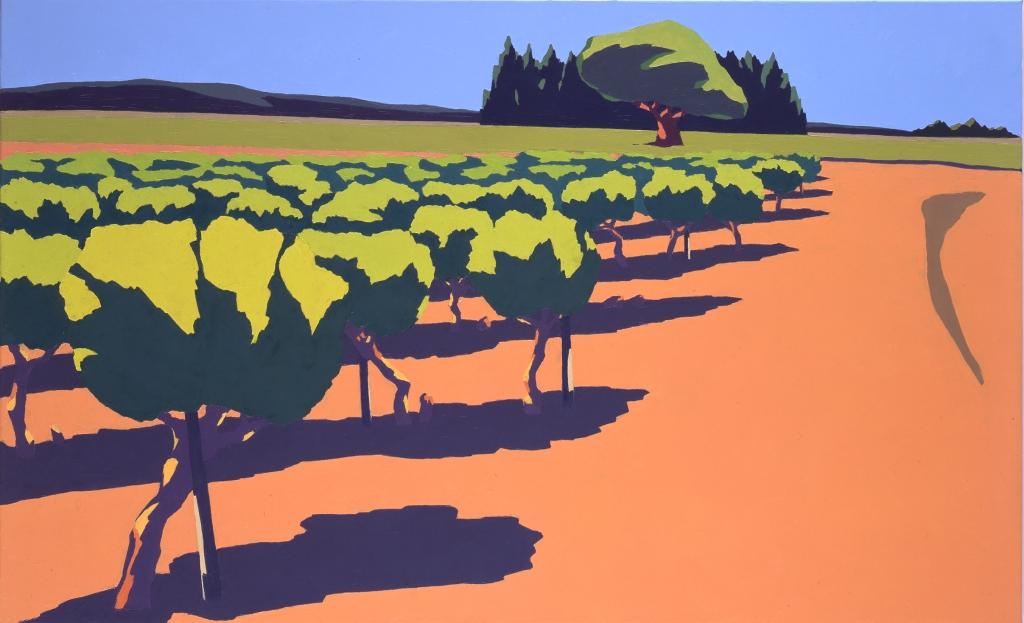 Provence Landschaft l